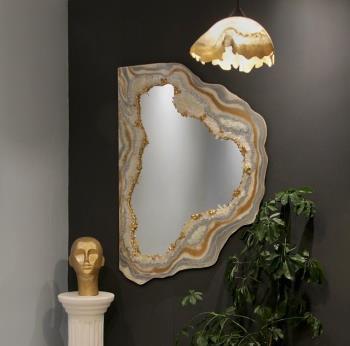 Geode Mirror